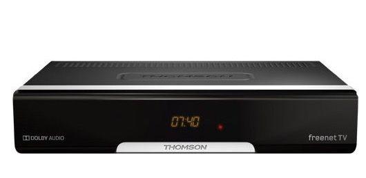 Thomson THT740 DVB T2 HD Receiver für 57,95€ (statt 68€)