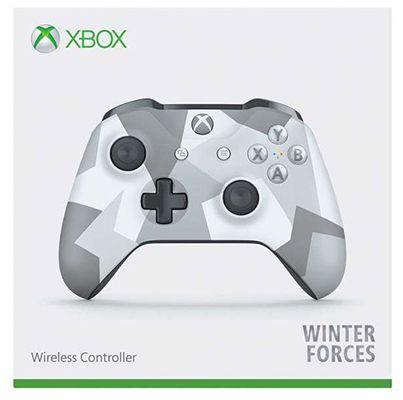 Xbox One Wireless Controller (Winter Forces) für 40,98€ (statt 53€)