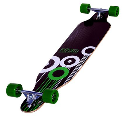 Atom Drop Through Longboard 41 für 59,95€ (statt 75€)