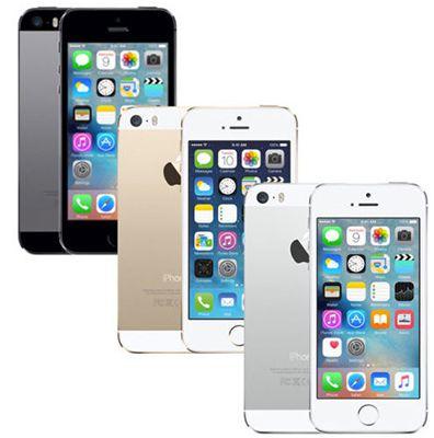 Apple iPhone 5s 16GB refurb. für 179,90€