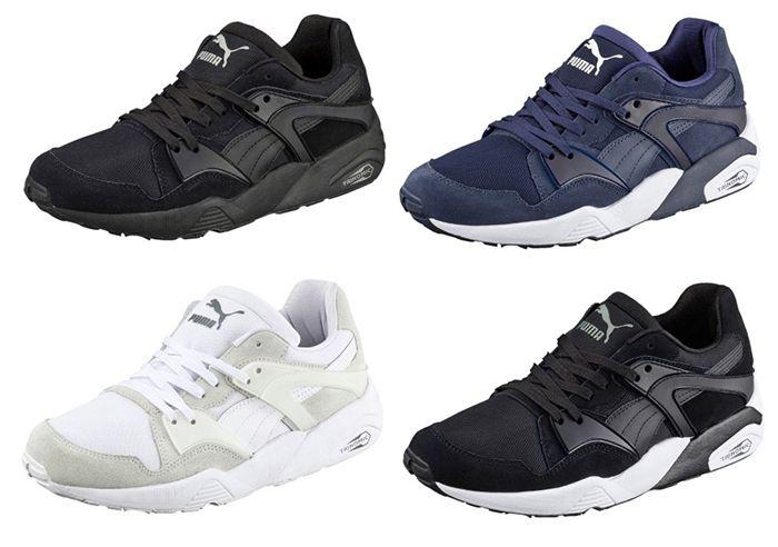 Puma Trinomic Blaze Sneaker in 3 Farben für je 41€