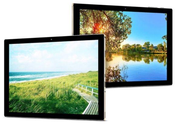 Teclast Tbook 10 S   10 Zoll Tablet mit Win 10 + Android für 156,57€ (statt 192€)
