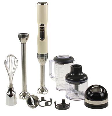 KitchenAid 5KHB3581EAC Artisan   kabelloser Stabmixer für 189€ (statt 239€)