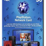 50€ Playstation Network Card für 43,99€