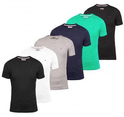 Tommy Hilfiger Denim Herren T Shirt ab 9,90€