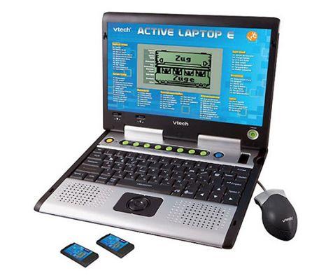 Vtech Kinder Laptop Active E für 29,94€ (statt 43€)