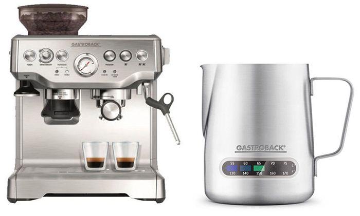 Gastroback Advanced Pro GS 42612 S   Siebträger Espresso Kaffeemaschine für 555€ (statt 599€)