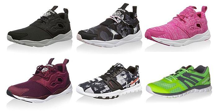 Reebok Sale bei Amazon buyVIP + VSK frei für Primer   z.B. Reebok Furylite Sneaker für 48€ (statt 59€)