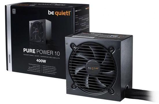 be quiet! Pure Power 10 400W Netzteil 80+ Silber für 41,87€ (statt 50€)