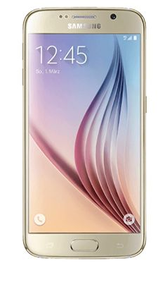 Samsung Galaxy S6 in Gold ab 333€ (statt 380€)