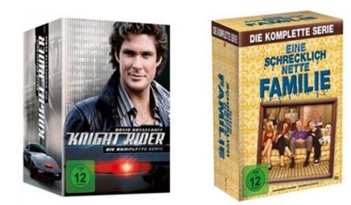 Nur heute! 20% Bei Thalia   z.B. Knight Rider DVD Komplettbox für 24€ (statt 30€)