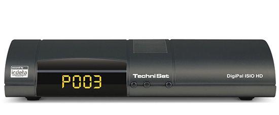 TechniSat DigiPal ISIO HD DVB T2 Receiver für 89,99€ (statt 113€)