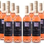 12 Flaschen Goedgenoegen Pinotage Rosé Wein aus Südafrika für 37,99€ (statt 58€)