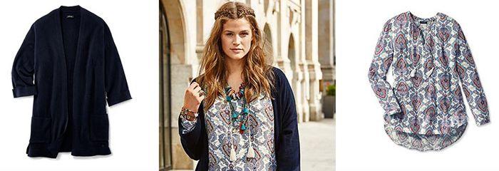 Tchibo mit 25% Rabatt auf modische Looks bis Größe 54 + VSK frei ab 20€