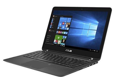 Top! Asus Zenbook Flip UX360UAK   13.3 Convertible mit i5, 256GB SSD, 8GB RAM + Win 10 für 699€ (statt 947€)