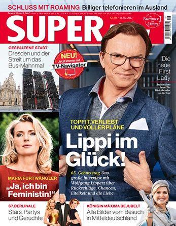 TOP! 20 Ausgaben Superillu für nur 3€