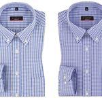 Eterna Button Down Hemd mit Karo-Muster für je 32,95€ (statt 47€)