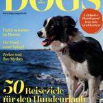 DOGS Magazin für Hundebesitzer im Jahresabo für effektiv 5,40€