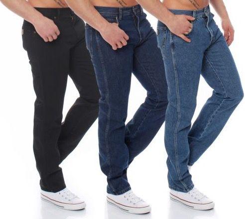 Wrangler Durable Regular Fit oder Bootcut Jeans für 33,90€ (statt 45€)