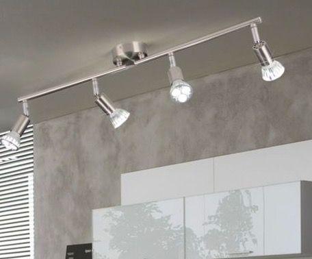 Globo Luminato LED Deckenleuchte mit 4 LED Spots für 19,99€ (statt 26€)