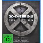 X-Men Collection Blu-ray Boxset (Teil 1 bis 6) für 22€ (statt 30€)
