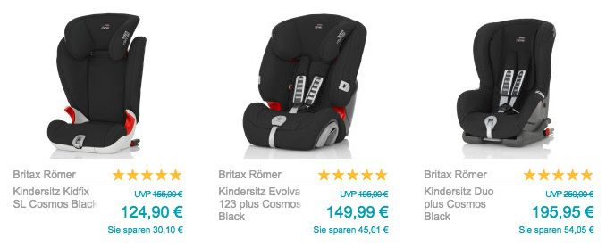 Bildschirmfoto 2017 03 08 um 11.19.28 Nur heute! Babymarkt mit 10% Rabatt   z.B. Britax Römer Evolva 123 für 119€ (statt 132€)