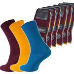 18er Pack camano Strümpfe mehrfarbig für 12,99€ (statt 28€)