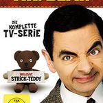 Mr. Bean – Die komplette TV-Serie auf DVD + Strick-Teddy für 9,97€ (statt 19€)