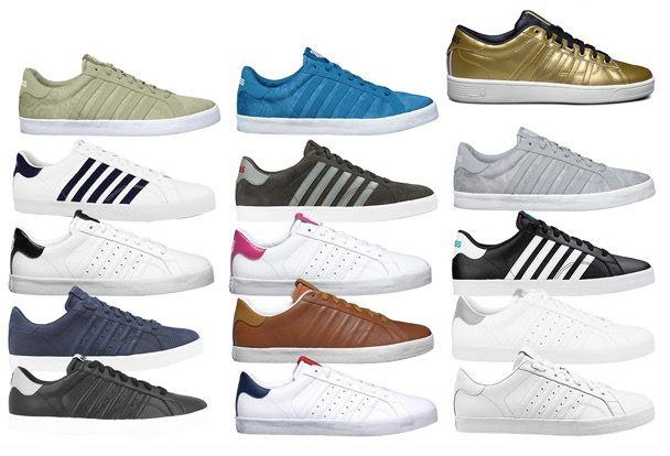 K Swiss Hoke & Belmont Sneaker in versch. Farben für je 39,90€ (statt 65€)
