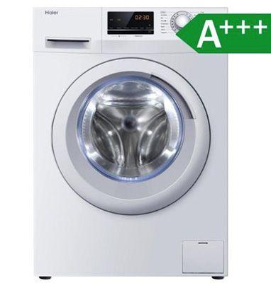 Knaller! Haier HW70 14636 Waschmaschine 7kg mit A+++ für 215,10€ (statt 309€)