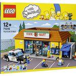 Lego The Simpsons – Kwik-E-Mart für 159,98€ (statt 198€)