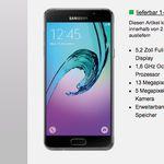 Samsung Galaxy A5 (2016) + o2 Allnet-Flat mit 3GB LTE für 14,99€ mtl.