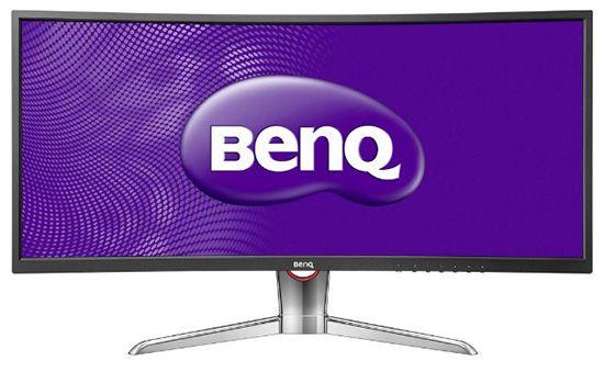 BenQ XR3501   35 Zoll Curved Monitor mit 144Hz für 499€(statt 674€)