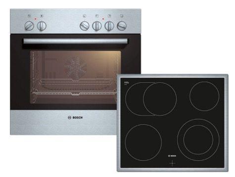 Bosch HND12PS50 Einbauherd Set mit CERAN Kochfeld für 368,10€ (statt 429€)