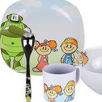 WMF Willy Mia Fred – 4-teiliges Kinder-Ess-Set für 15,24€ (statt 25€)