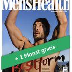 3 Ausgaben Men's Health für 16,20€ inkl. 15€ Amazon Gutschein