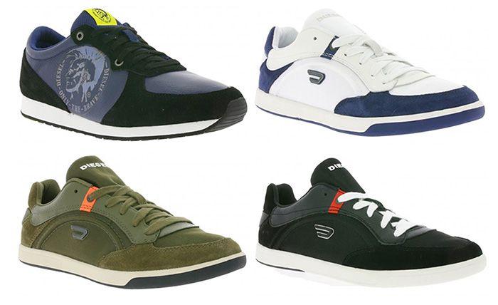 Diesel Sneaker für je 39,99€ (statt 65€)