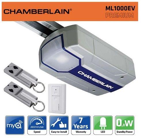Chamberlain ML1000EV Premium Garagentorantrieb für 165€