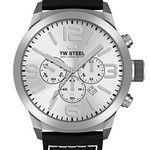 TW Steel Uhren-Sale bei vente-privee – z.B. TW Canteen Leather für 189€ (statt 275€)
