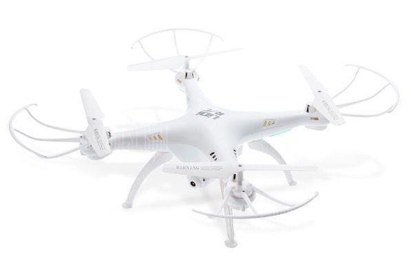 LiDiRC L15FW   wasserdichter RC Quadcopter mit 720p Kamera für 29,29€ (statt 41€)