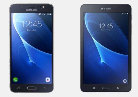 Galaxy J5 (2016) + Galaxy Tab A 7.0 (2016) nur 1€ (statt 277€) + o2 Allnet XL Tarif mit 4GB LTE für 19,99€ mtl.