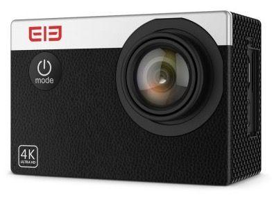Elephone ELECAM Explorer S 4K Actioncam für 37,36€ (statt 45€)