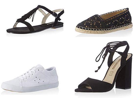 Buffalo Schuh Sale für Damen bei Amazon buyVIP + VSK frei für Primer   z.B. Buffalo London Sandale für 35€(statt 56€)