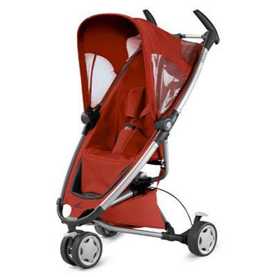 Quinny Zapp Buggy Kombiset (mit Maxi Cosi Babyschale erweiterbar) für 124,99€ (statt 144€)