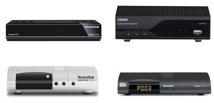 DVB T2 HD Receiver zu Bestpreisen dank 10% Gutschein   z.B. TechniSat DigiPal ISIO HD für 123€ (statt 136€)