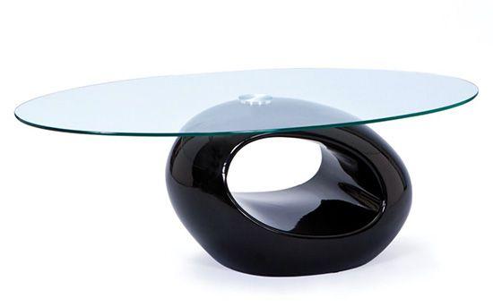 Link Nigra Couchtisch mit Glasplatte für 78,22€ (statt 88€)