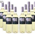 12 Flaschen Calle Principal Sauvignon Blanc Weißwein für 41,88€ (statt 60€)