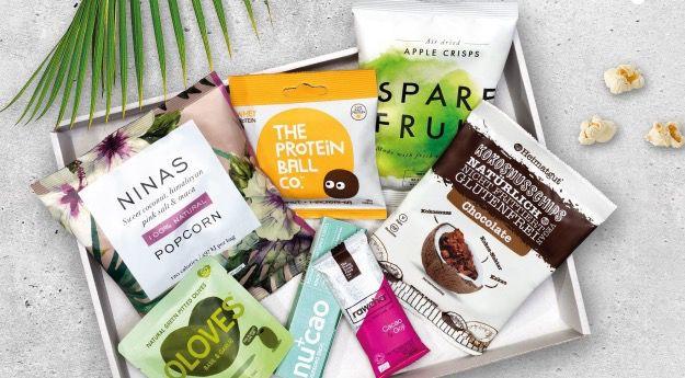 FineSnacker Premium Snackboxen für je 6,90€ (statt 13€)   Boxinhalt mind. 15€ wert!
