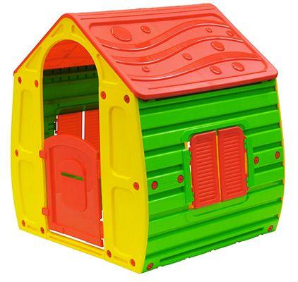 Spielhaus Starplast Magical House für 55,95€ (statt 74€)