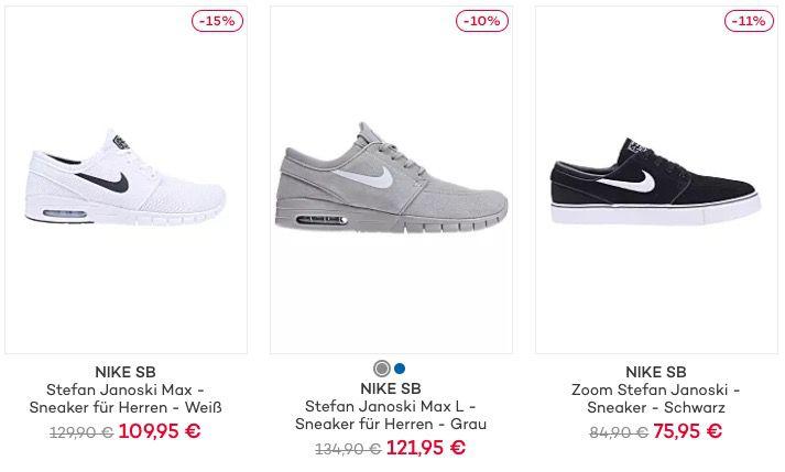 Großer Planet Sports Sale + 20% Gutschein + VSK frei ab 40€   z.B. Nike Internationalist Sneaker für 55,88€ (statt 70€)